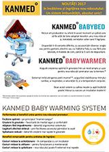 Baby Warmer + Patut pentru nou-nascut